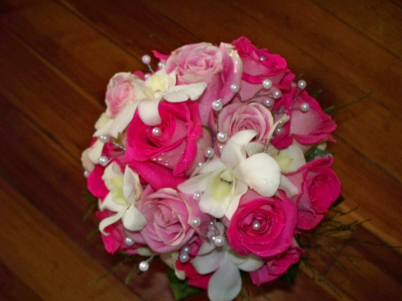 BOUQUET PINK & WHITE