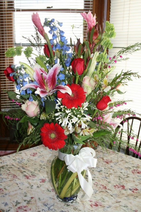 LARGE &#038; EXOTIC ARRANGEMENT
