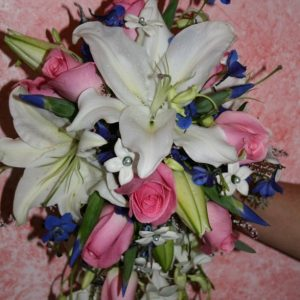 BOUQUET BRIDESMAID