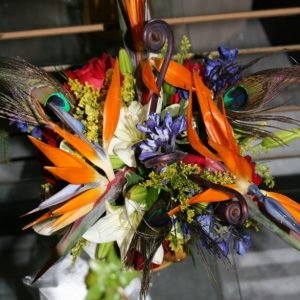 EXOTIC BOUQUET BRIDE
