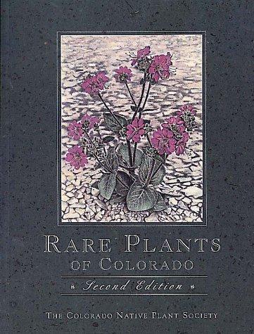 Rare Plants of Colorado, 2nd