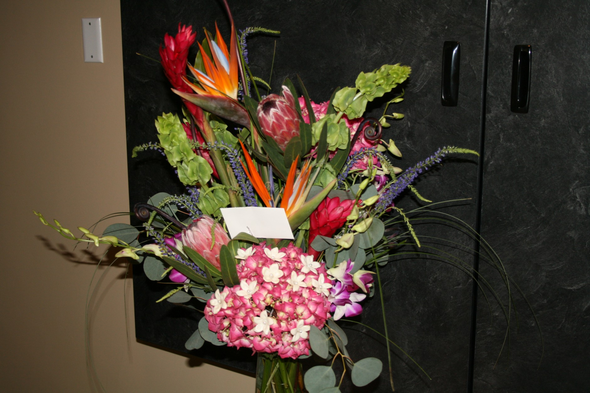 1712 TALL EXOTIC ARRANGEMENT