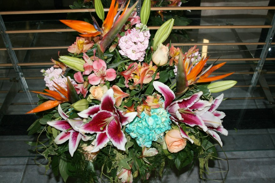 1345 BIRD OF PARADISE ARRANGEMENT
