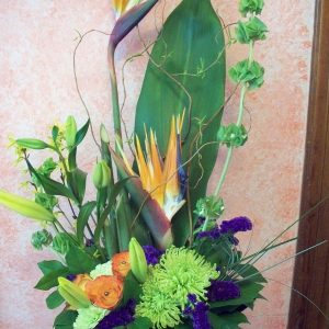 BIRD OF PARIDISE ARRANGEMENT