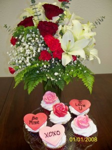 2770 Real Sweetheart Bouquet