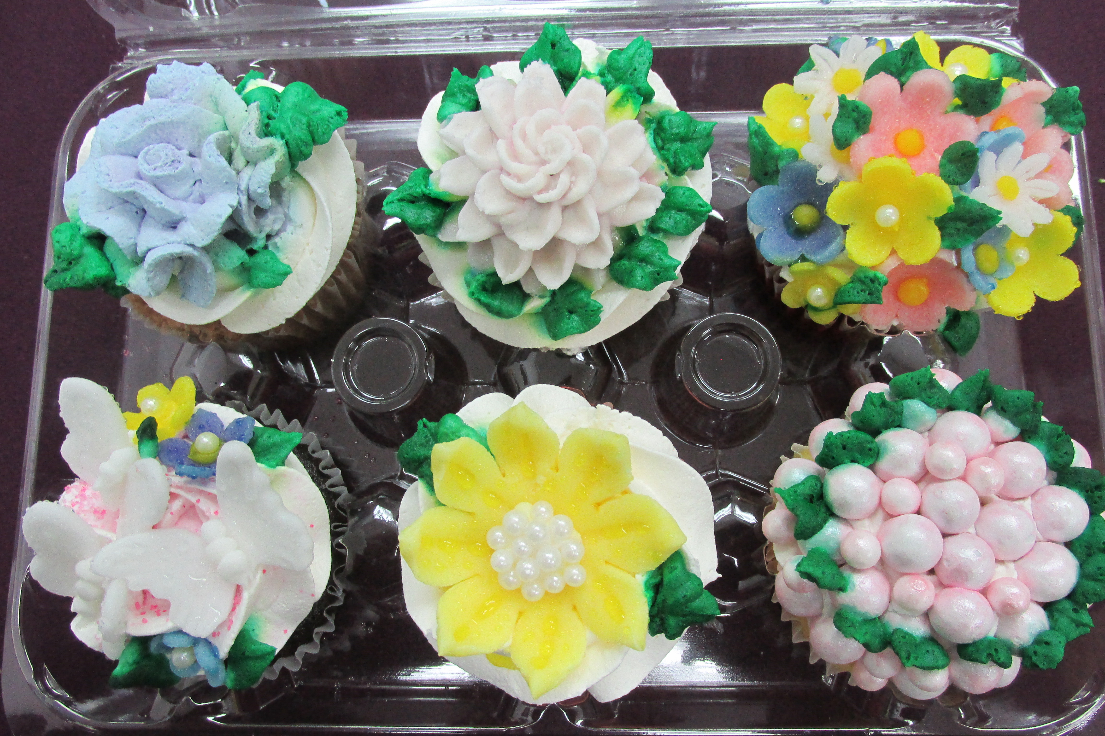 2867 Cup cakes